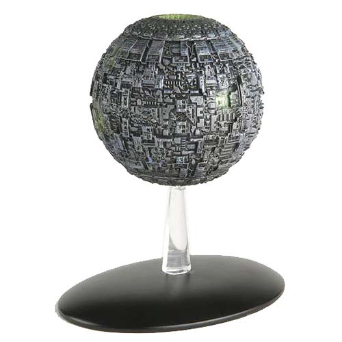 Star Trek Starships Borg Sphere with Collector Magazine