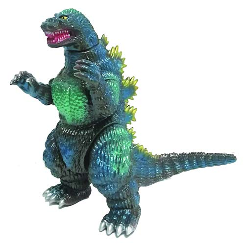 Godzilla 1991 Sofubi Monster Heaven Vinyl Figure
