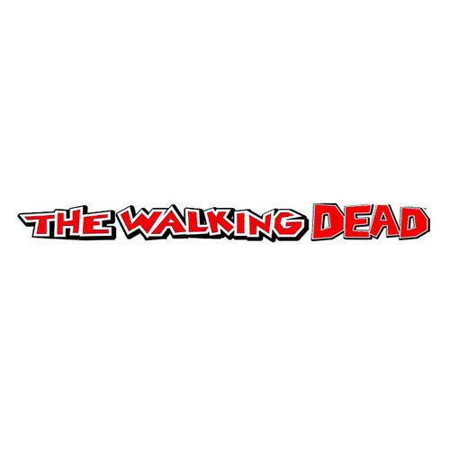 Walking Dead Survivors Poly Guitar Strap