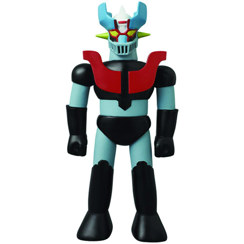 Mazinger Z Original Version Early Form Sofubi Vinyl Figure