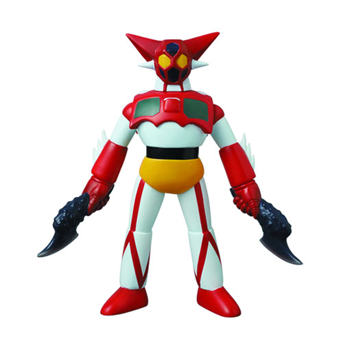 Dynamic Heroes Getter Robo-1 Sofubi Animated Ver. Figure