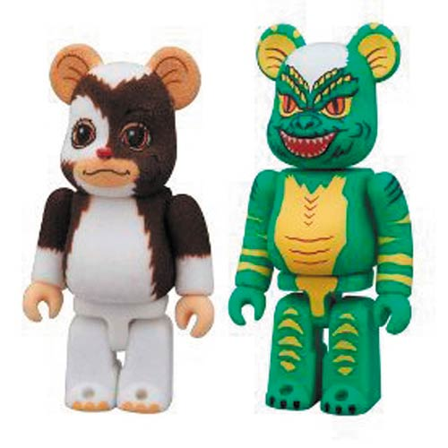 Gremlins Gizmo and Stripe Bearbrick Mini-Figure 2-Pack