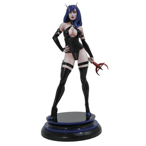 Femme Fatales Gallery Sinful Suzie Statue