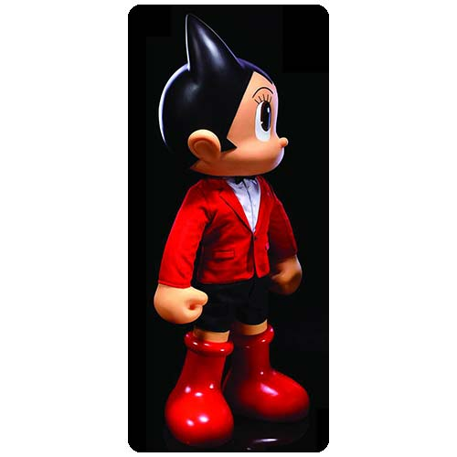 Astro Boy Jumbo Series 01 Vinyl Action Figure