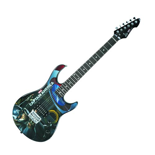 Captain America 2 Rockmaster Electric Guitar