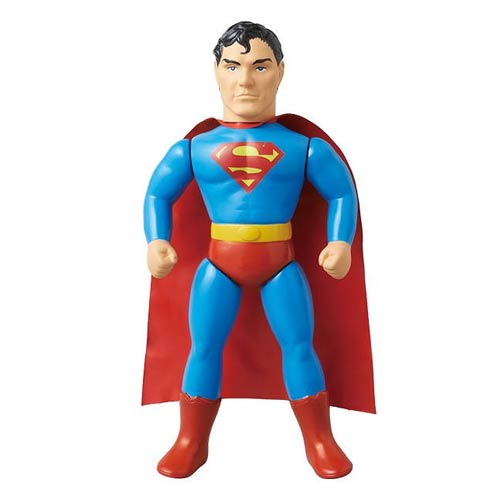 DC Hero Superman Sofubi Action Figure