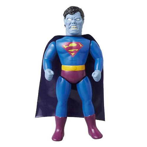 DC Hero Superman Bizarro Sofubi Vinyl Figure