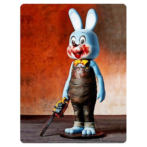 Silent Hill 3 Robbie the Rabbit Blue Version Statue