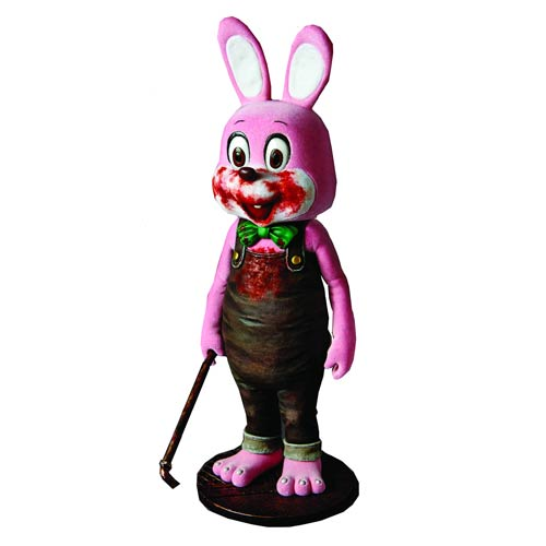 Silent Hill 3 Robbie the Rabbit Pink Version Statue