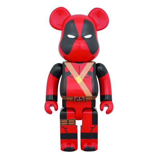 Deadpool Marvel Comics 400% Bearbrick Figure