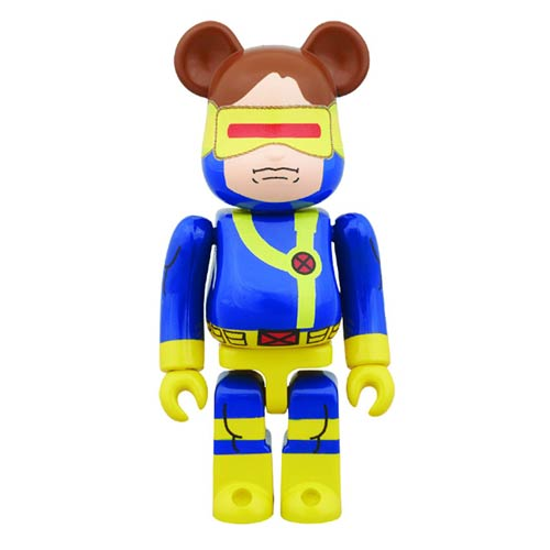 X-Men Cyclops Marvel Comics Bearbrick Figure