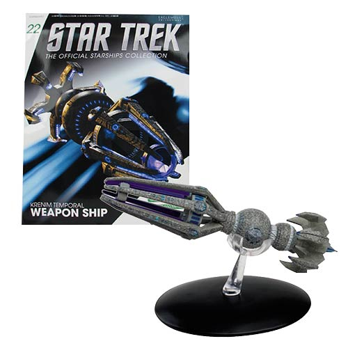 Star Trek Starships Krenim Temporal Weapon with Magazine