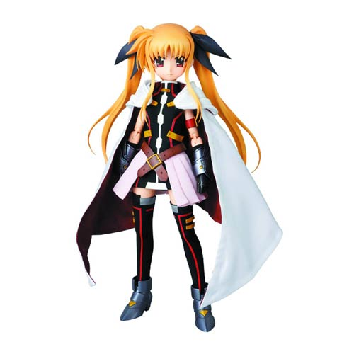 Magical Girl Lyrical Nanoha Fate Testarossa Blaze Figure