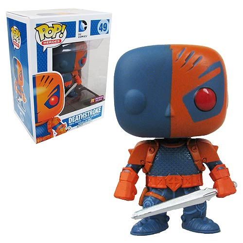 DC Comics Deathstroke Previews Exclusive Pop! Vinyl Figure