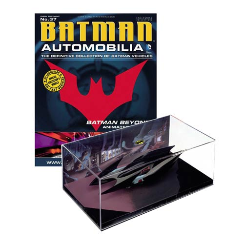 Batman Beyond Animated Series Batmobile Vehicle w/ Magazine