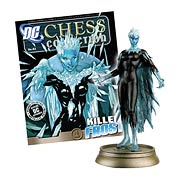 DC Superhero Killer Frost Black Pawn Chess Piece withMagazine