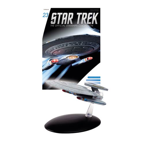 Star Trek Starships Nebula Class Vehicle with Magazine