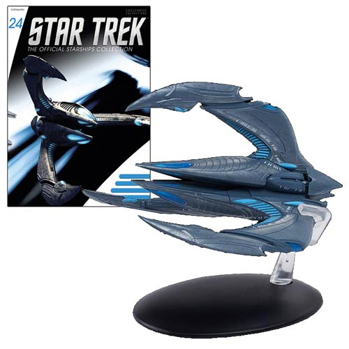 Star Trek Starships Xindi-Insectoid Vehicle with Magazine