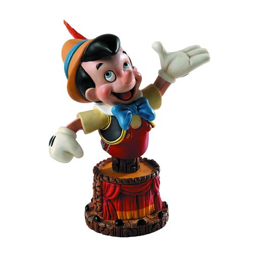Pinocchio Grand Jester Mini-Bust