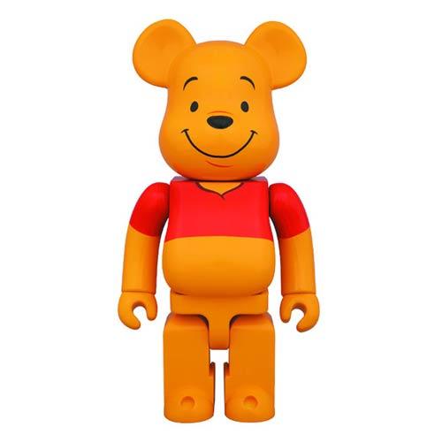 Winnie-the-Pooh 400% Bearbrick Figure