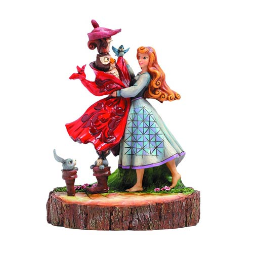 Sleeping Beauty Princess Aurora Disney Traditions Statue