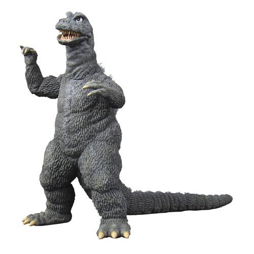 Godzilla Destroy All Monsters Toho 12-Inch Vinyl Figure