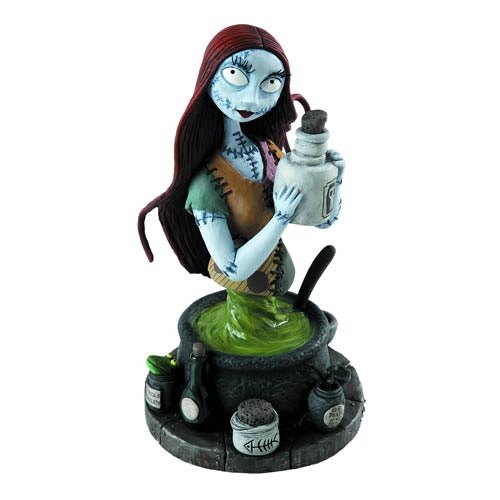 The Nightmare Before Christmas Sally Mini-Bust