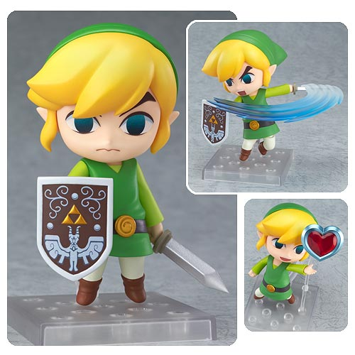 The Legend of Zelda: The Wind Waker Link Nendoroid Figure