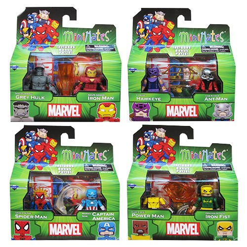 Marvel Minimates Best of Series 3 Set