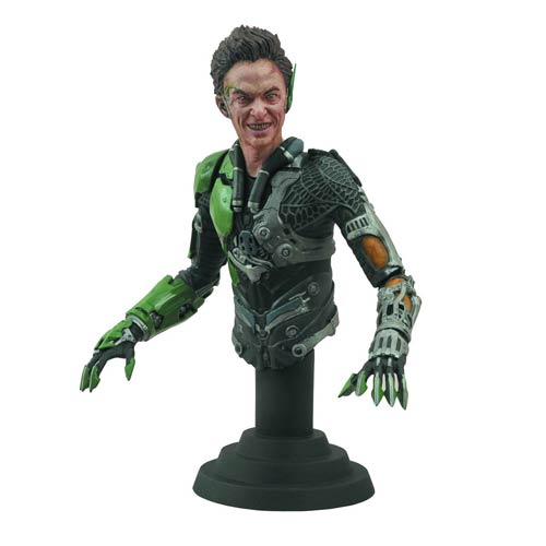 The Amazing Spider-Man 2 Green Goblin 6-Inch Bust ... Green Goblin Hot Toys