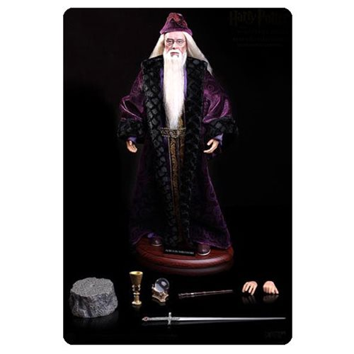 Harry Potter Sorcerer's Stone Dumbledore 1:6 Scale Figure