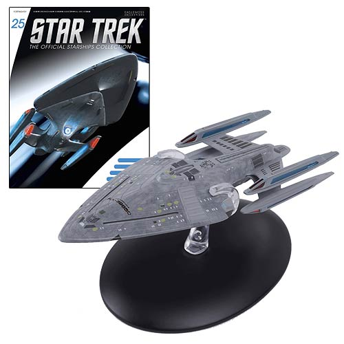 Star Trek Starships USS Prometheus with Collector Magazine