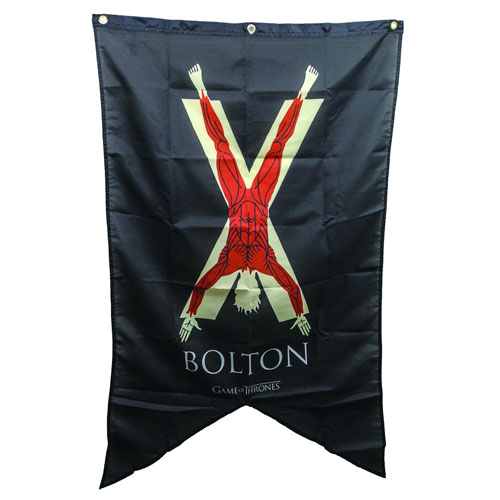 Game of Thrones Bolton Sigil Banner