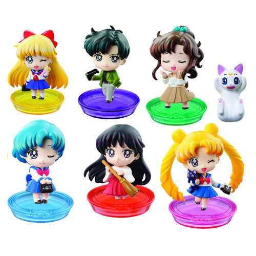 Sailor Moon PS Petit Chara Land Series 03 Box Set