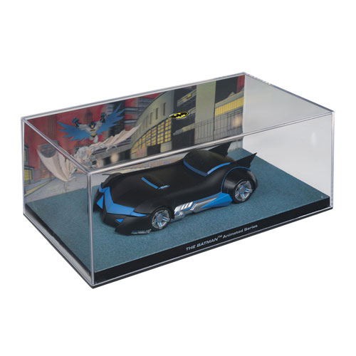 Batman Animated Series Mark II Batmobile with Magazine