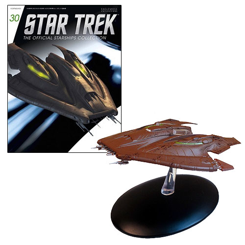Star Trek Starships Nausicaan Fighter with Magazine