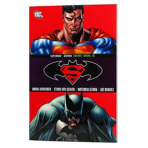 Superman Batman Enemies Among Us Graphic Novel