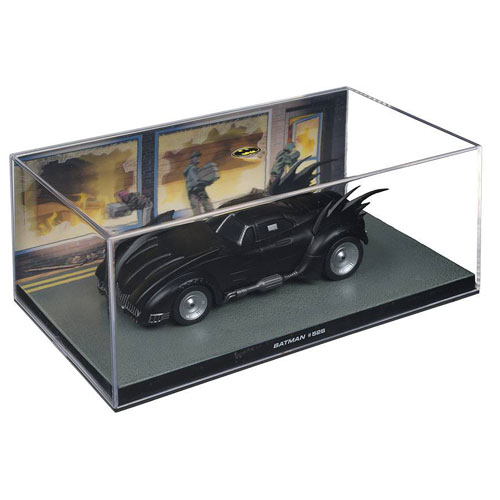 Batman #526 Batombile Die-Cast Vehicle & Collector Magazine
