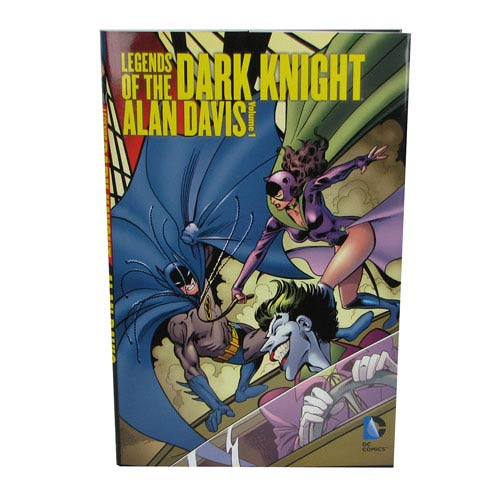 Batman Legends of the Dark Knight Hardover Graphic Novel