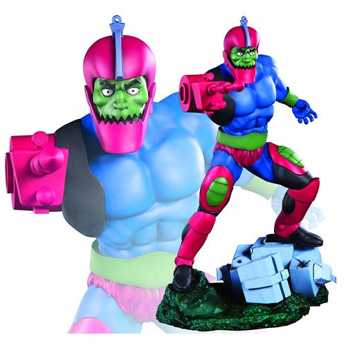 Masters of the Universe Trapjaw 1:4 Scale Statue