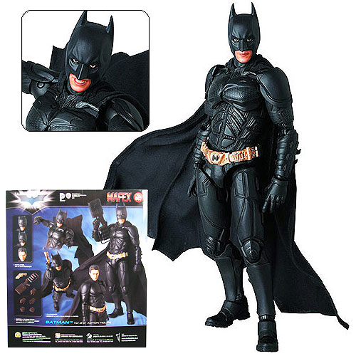 Batman Dark Knight Rises Batman Ver.2 MAFEX Action Figure PX