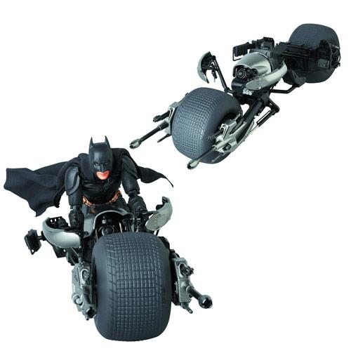 Batman Dark Knight Rises Batpod MAF EX Vehicle PX