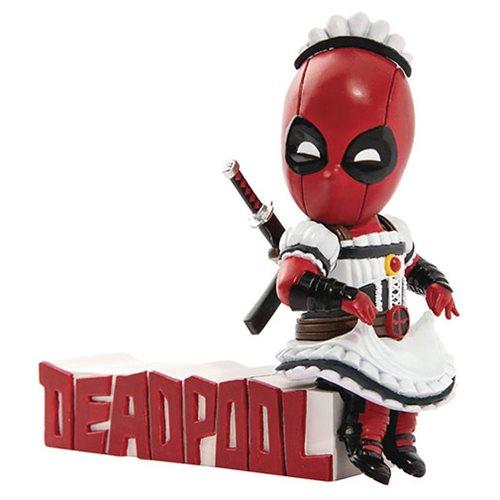 Marvel Comics Deadpool Servant MEA-004 Mini Egg Attack Vinyl Figure - Previews Exclusive