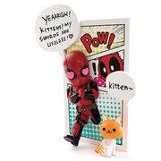 Deadpool Jump Out 4th Wall MEA-004 Mini Egg Attack Figure PX
