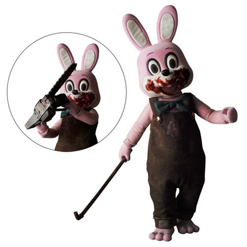 Silent Hill 3 Robbie the Rabbit Real Action Heroes Figure