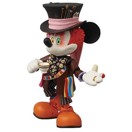 Mickey Mouse Mad Hatter Miracle Action Figure