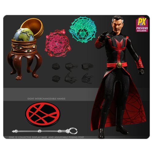 Doctor Strange Defender Version One:12 Action Figure - PX