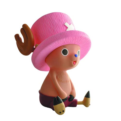 one piece tony tony chopper figure bank plastoy one piece banks at entertainment earth. Black Bedroom Furniture Sets. Home Design Ideas