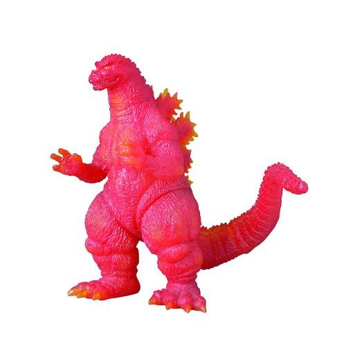 Godzilla Vinyl Wars Godzilla Meltdown Version Sofubi Figure