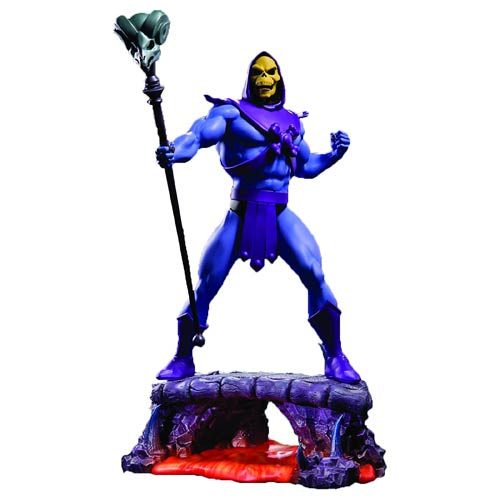 Eternia's Overlord of Evil